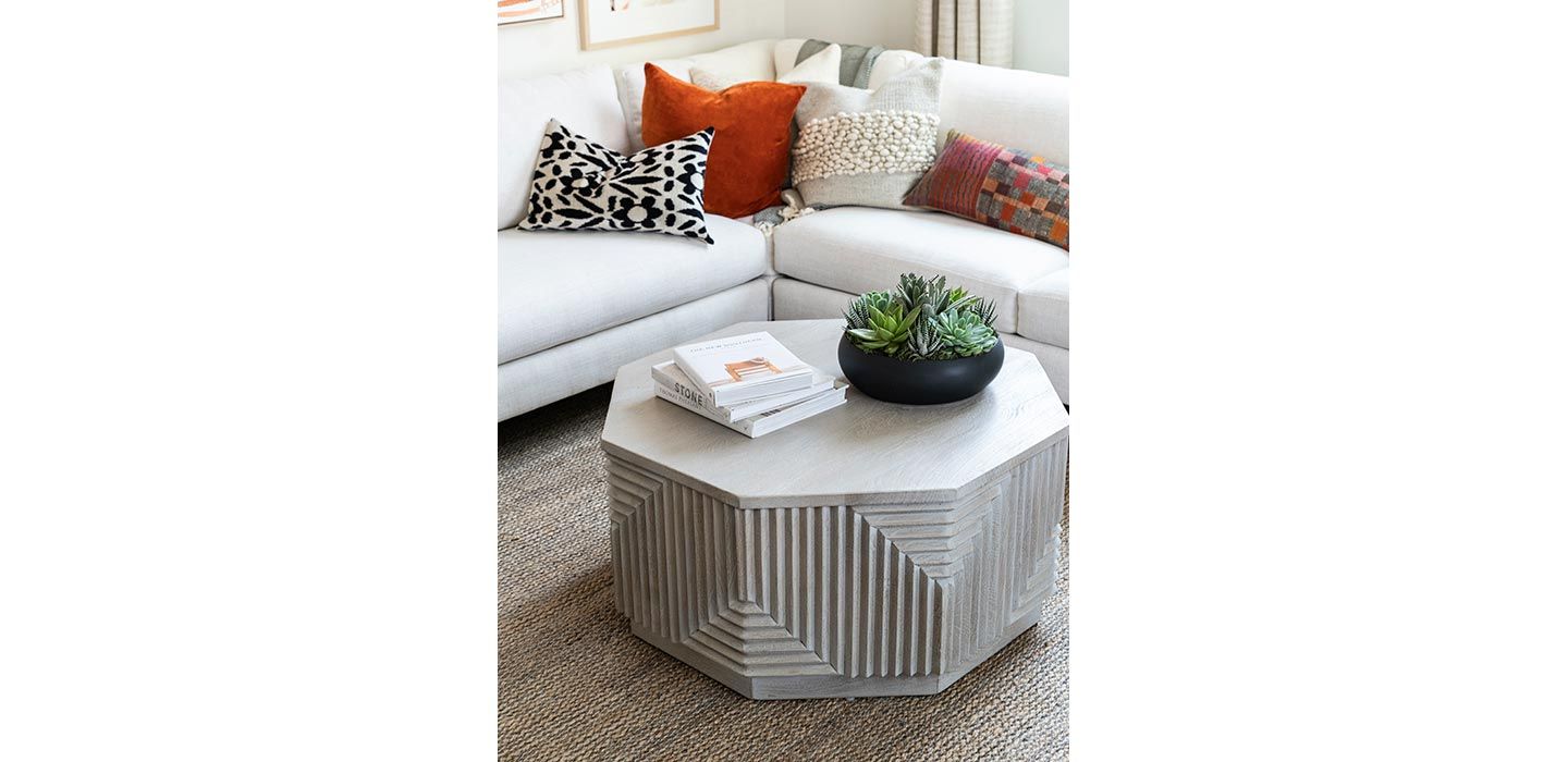 New Townhomes Rosemead Coffee Table